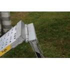 Užvažiavimo rampa sulankstoma H30 3,5m ilgio 200mm pločio