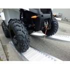 Užvažiavimo rampa H50 1,5m ilgio 250mm pločio